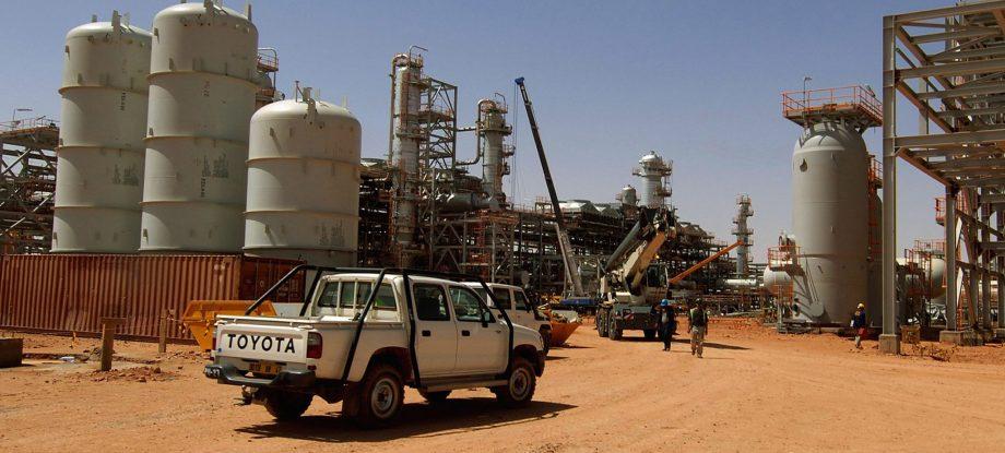 Algeria_oil_gas MOHAB Project Logistics