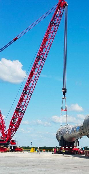 Heavy transport Engineering - Freight forwarding Tunisia